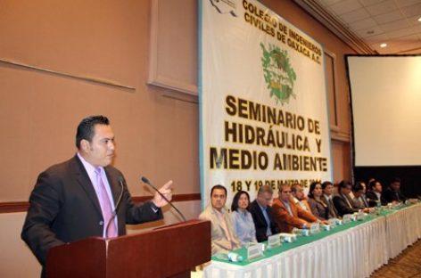 México requiere de ingeniera respetuosa del medio ambiente: José Marcos Matus Presidente AEICITO