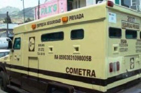 Comando armado roba 160 millones a Cometra, el más grande de la historia de la ciudad de Oaxaca