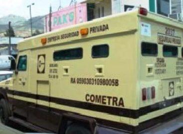 Sube monto del robo a Cometra: 167 millones; cateos y detenidos pero dinero no aparece