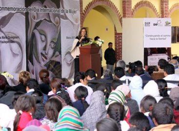 Garantizada la incorporación de mujeres oaxaqueñas a programas sociales: Margarita Zavala