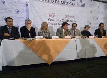 Listo el Consejo Ciudadano y la pregunta para la Consulta en el Estado de México