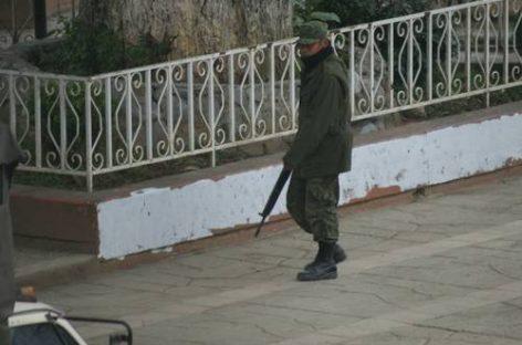 Violencia política en Eloxochitlán, cinco heridos y decena de lesionados