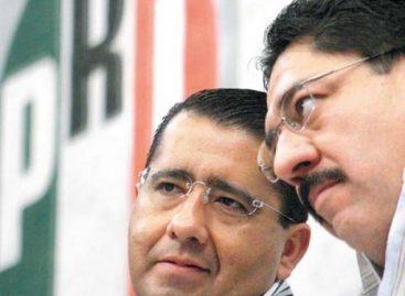 Priístas inician expulsión del presidente con licencia, Jorge Franco Vargas