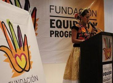 """Detienen armado a """"guarura"""" de la Fundación Equipo, Equidad y Progreso, de Marcelo Ebrard"""