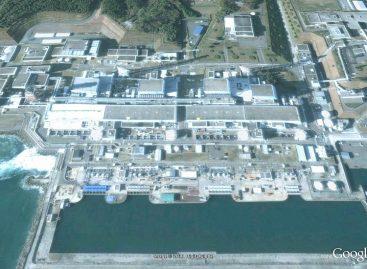 Se empiezan a instalar nuevas líneas eléctricas en la central de Fukushima