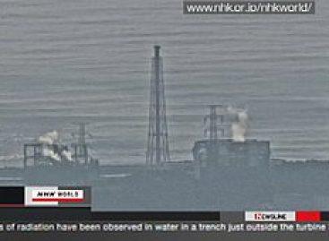 Siguen detectando sustancias radioactivas en el mar, cerca de la central Fukushima