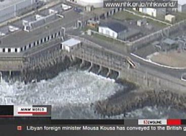 Detectan alta radiactividad en mar cercano Fukushima Uno