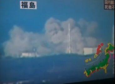 Continúan altos los niveles de radiación alrededor de la dañada central nuclear en Fukushima