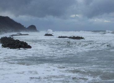 Mar radioactivo a 16 kilómetros de central nuclear de Fukushima