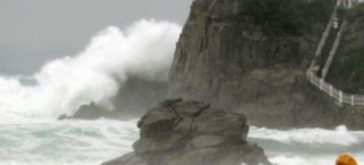 Nueva réplica del terremoto en las proximidades de la planta Hamaoka