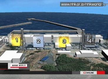 Se inyecta agua dulce en el segundo reactor de Fukushima