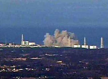 Altas concentraciones de yodo radiactivo detectan en el mar, cerca de Fukushima