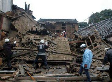 Hasta el momento son tres mil 373 los fallecidos en Japón, miles de desaparecidos y 520 mil en refugios