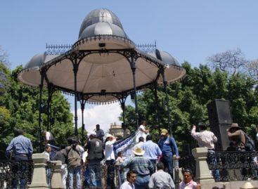 Paro general educativo en Oaxaca, maestros emplazan al gobierno de Gabino Cué
