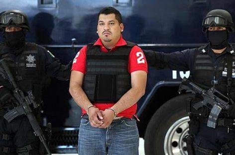 <strong>Cae 'El Cabrito', líder de Los Zetas en Oaxaca</strong>