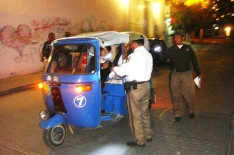 Ni detenidos ni decomisos reportan en operativo de seguridad en Santa Rosa