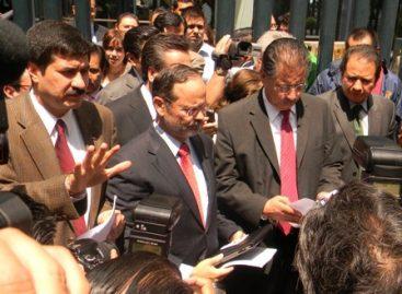 Presentan PAN y PRD denuncia contra Peña Nieto ante la PGR