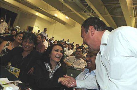 Zambrano – Padierna la nueva dirección nacional del PRD