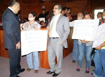 Impulsarán PAN y PRD protección a periodistas y defensores sociales