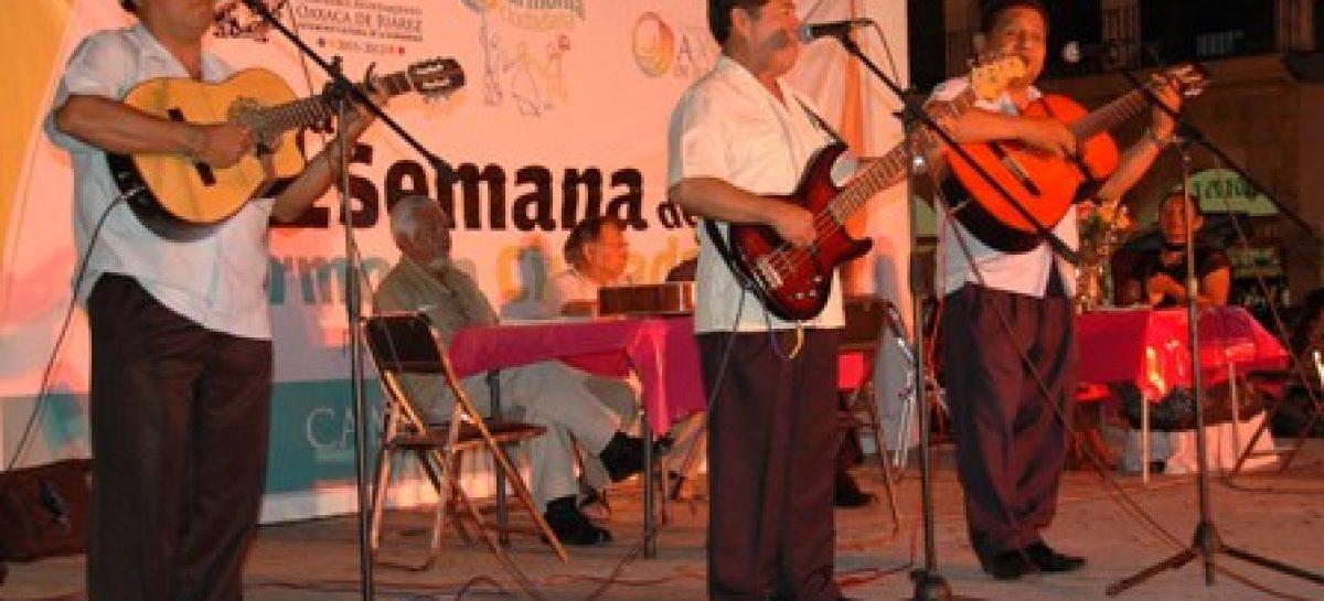 Disfrutan de poesía y canciones en lengua indígena, Primera Semana de la Armonía Ciudadana