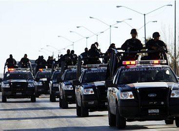 Realizan cateos fuerzas federales en la capital de Oaxaca y en Etla