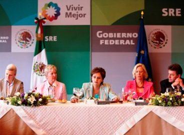 México y la Unión Europea estrechan vínculos económicos y de cooperación