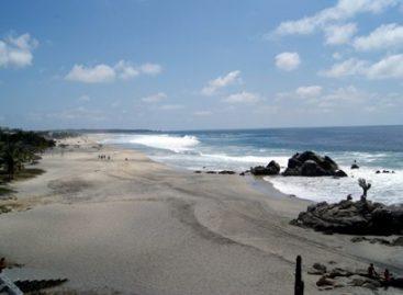Descartan riesgos en costas oaxaqueñas por efectos de terremoto en Japón