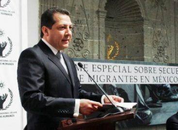Denuncia CNDH a municipales de Tijuana, por detención arbitraria de visitador