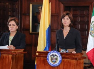 México Colombia reiteran cooperación en combate a la delincuencia internacional