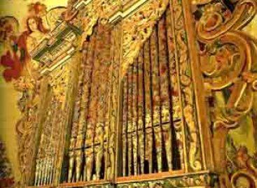 Conciertos de órganos antiguos, en Tlacochahuaya y Basílica de la Soledad