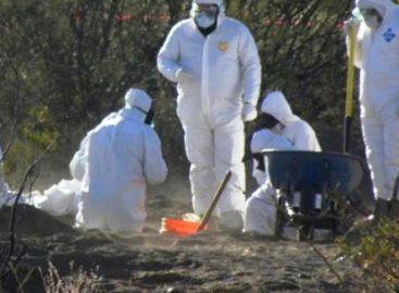 Crece el horror en el país, encuentran otros 17 cadáveres en fosa de Durango; suman 75