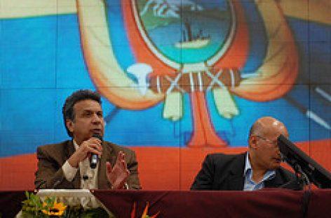 Crisis Estados Unidos y Ecuador, se expulsan embajadores
