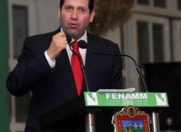Rinde protesta Eruviel Ávila como candidato del PRI a la gubernatura del Edomex