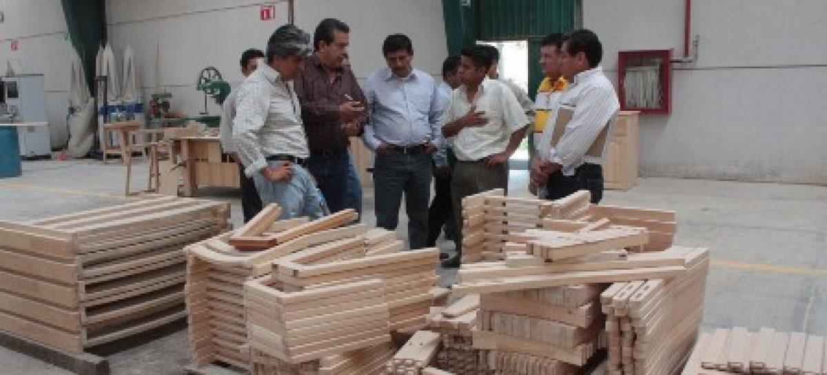 Emplea complejo forestal de Ixtlán a más de 700 personas