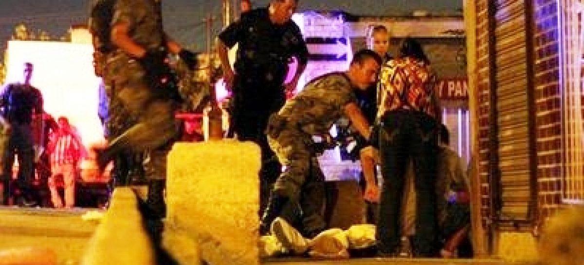 Ola de violencia en Guerrero 7 ejecutados, heridos e incendios
