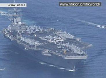 Ejército de EU retira 10 barcos de guerra en misión de socorro en Japón