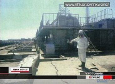 Alta radiactividad en la costa de Iwaki