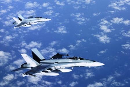 Libia OTAN aviones