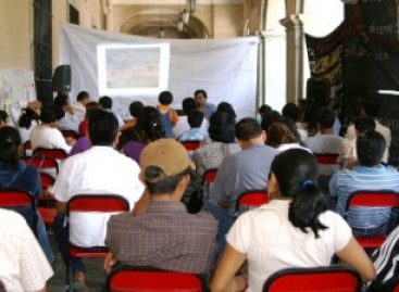 Gran éxito en el Foro sobre educación alternativa, organizado por la 22