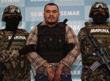 "Presenta Marina comandante Zetas, ""El Kilo"" responsable de masacres en Tamaulipas"