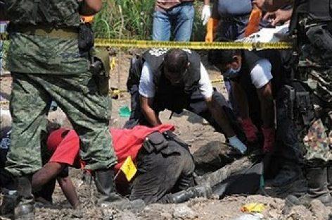 Son 8 las nacofosas en Tamaulipas con 59 personas masacradas, son mexicanos asegura PGR