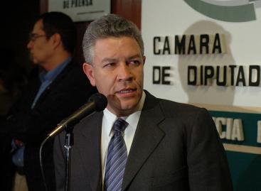 David Penchyna Vocero del CEN del PRI