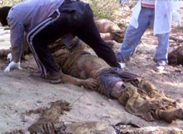 Arraigan 22 presuntos responsables de masacres de San Fernando, Tamaulipas