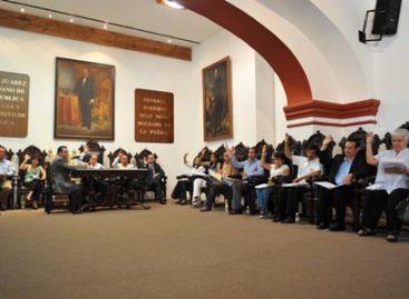 Presentan iniciativa de las Ordenanzas del municipio de Oaxaca de Juárez
