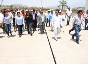 Dialogan diputados con habitantes de Zaachila para resolver conflicto