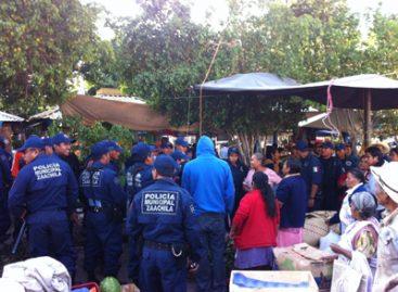 Atentan contra histórico día de plaza en Zaachila y violan derechos humanos