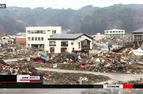Suman hasta hoy, 27 mil muertos y desaparecidos a causa del cataclismo de Japón