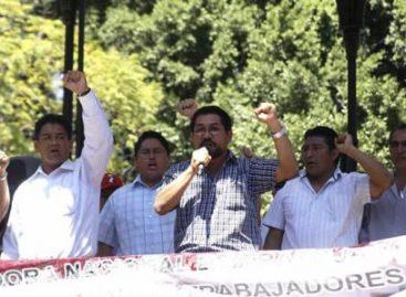 Llama Movimiento Magisterial de Oaxaca formar frente común en defensa de los intereses de la sociedad