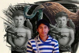Pintor mixteco