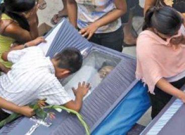 Formal prisión a dos implicados en masacre de Santiago Choapam